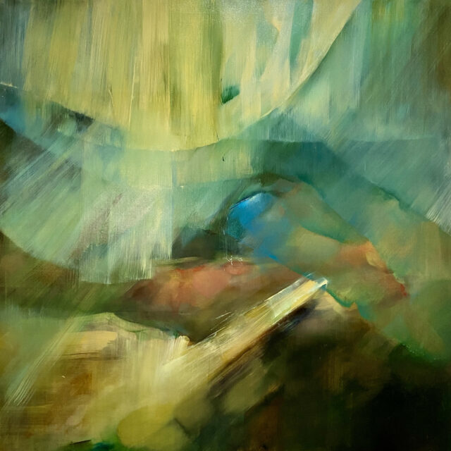 Abstract verde